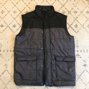 Burnside Men's Puffer Vest